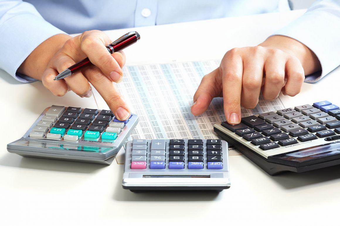 Исчисление сумм резервов по сомнительным долгам