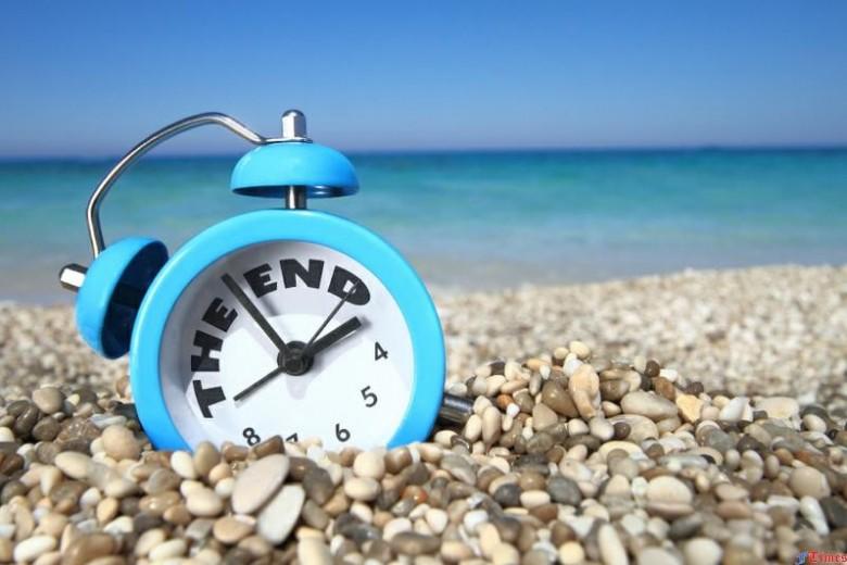 Время отпуска в форме «СЗВ-СТАЖ»